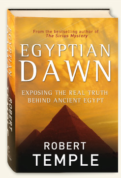 Egyptian Dawn by Robert Temple